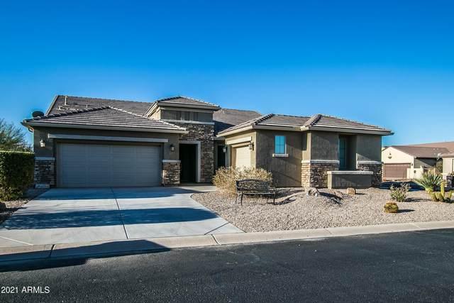 4523 W Adobe Drive, Eloy, AZ 85131 (MLS #6178415) :: Maison DeBlanc Real Estate