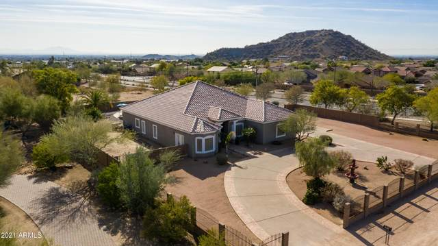 9215 E Mclellan Road, Mesa, AZ 85207 (MLS #6178416) :: John Hogen | Realty ONE Group