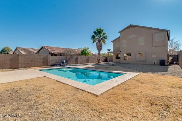 43826 W Wade Drive, Maricopa, AZ 85138 (MLS #6178468) :: The Daniel Montez Real Estate Group