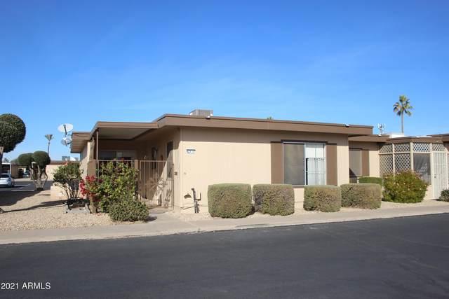 13621 N 98TH Avenue F, Sun City, AZ 85351 (MLS #6178480) :: Conway Real Estate