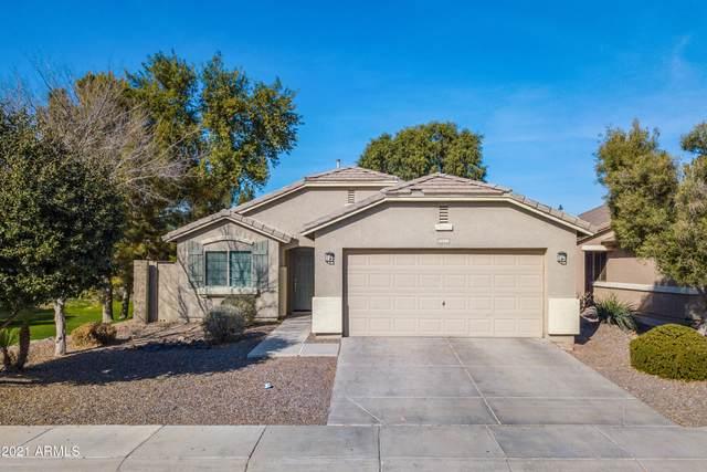 41944 W Cheyenne Drive, Maricopa, AZ 85138 (MLS #6178498) :: CANAM Realty Group