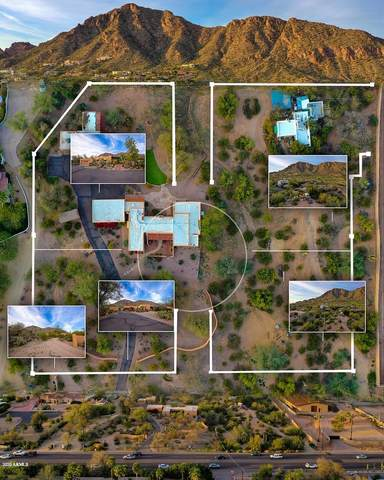 4510 N Camino Alenada Road, Phoenix, AZ 85018 (MLS #6178503) :: Long Realty West Valley