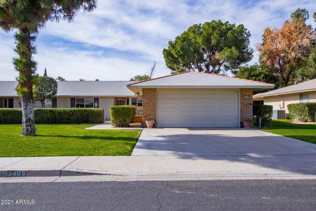 15406 N Lakeforest Drive, Sun City, AZ 85351 (MLS #6178516) :: Conway Real Estate
