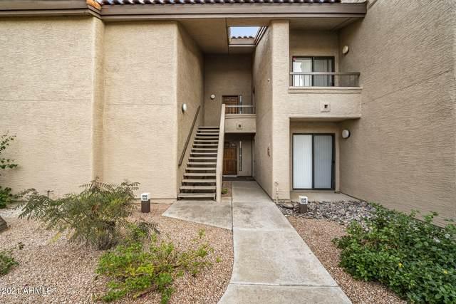 9445 N 94TH Place #106, Scottsdale, AZ 85258 (MLS #6178551) :: Maison DeBlanc Real Estate