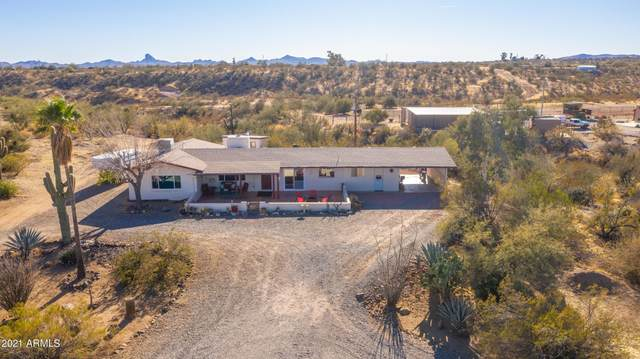 18695 W Moonlight Mesa Road, Wickenburg, AZ 85390 (MLS #6178564) :: Yost Realty Group at RE/MAX Casa Grande