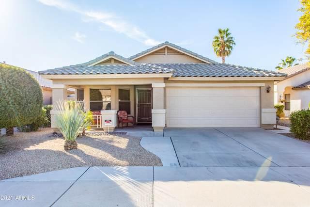 9929 E Osage Avenue, Mesa, AZ 85212 (MLS #6178618) :: CANAM Realty Group
