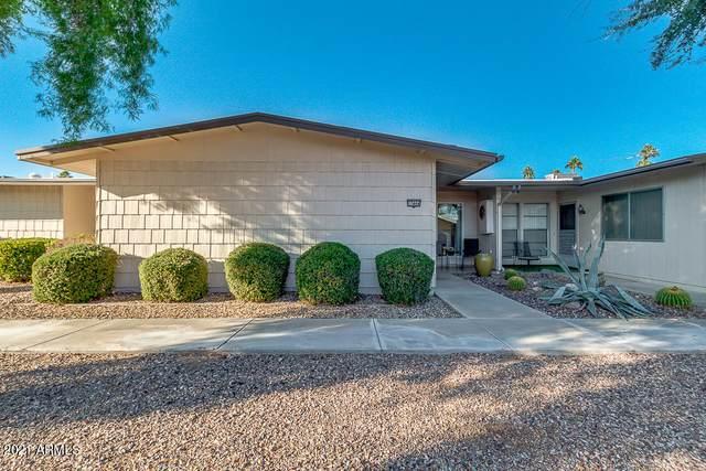 17444 N 102ND Drive, Sun City, AZ 85373 (#6178632) :: The Josh Berkley Team
