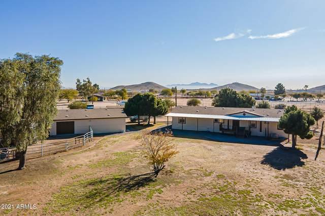 1164 S Bard Arrow Road, Casa Grande, AZ 85194 (MLS #6178650) :: Relevate | Phoenix