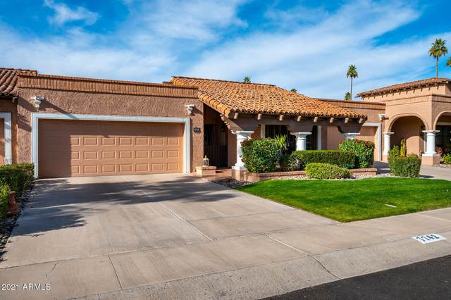 7742 N Via Camello Del Sur Street, Scottsdale, AZ 85258 (MLS #6178671) :: Conway Real Estate