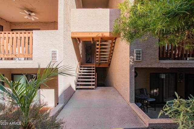 3031 N Civic Center Plaza K154, Scottsdale, AZ 85251 (MLS #6178678) :: The Laughton Team