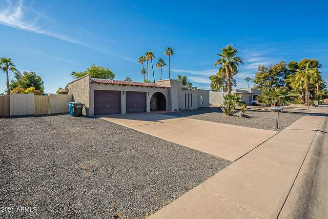 6439 E Voltaire Avenue, Scottsdale, AZ 85254 (MLS #6178718) :: Conway Real Estate