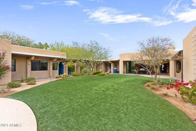 6911 E Fanfol Drive, Paradise Valley, AZ 85253 (MLS #6178731) :: Keller Williams Realty Phoenix