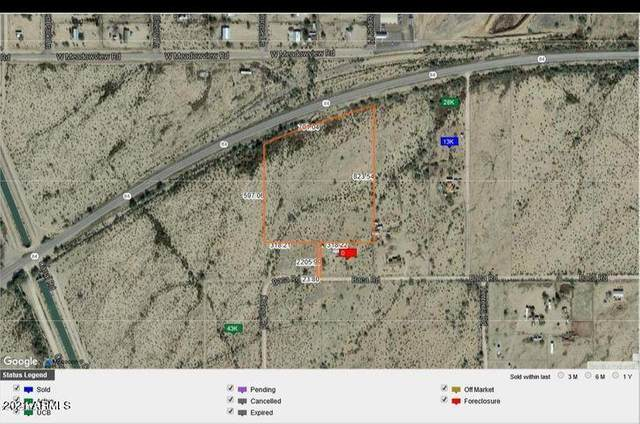 0 Highway 84, Maricopa, AZ 85138 (MLS #6178760) :: Long Realty West Valley