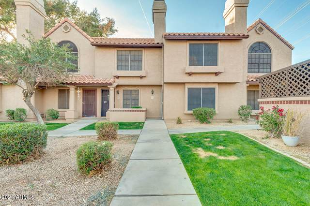 3491 N Arizona Avenue #171, Chandler, AZ 85225 (MLS #6178769) :: Conway Real Estate