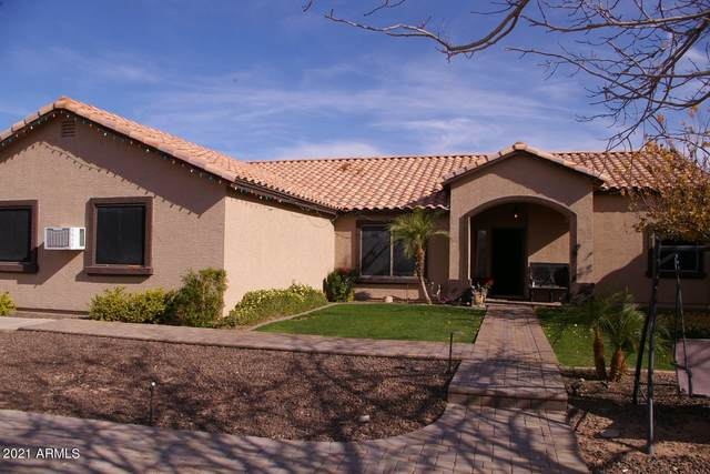 26711 S 197TH Place, Queen Creek, AZ 85142 (MLS #6178772) :: The Property Partners at eXp Realty