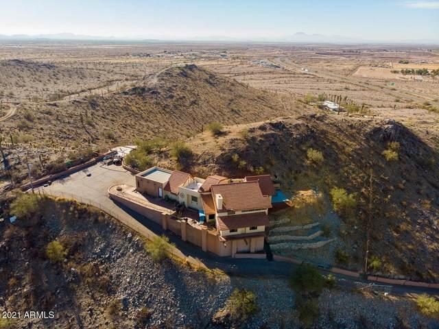 1875 S Tate Road, Casa Grande, AZ 85122 (MLS #6178798) :: Yost Realty Group at RE/MAX Casa Grande
