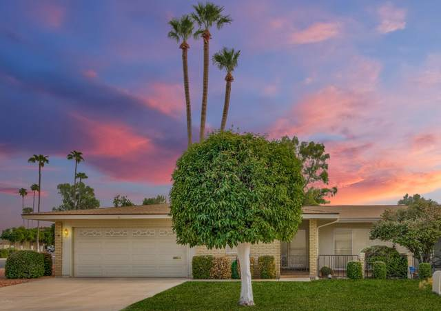 10701 W Mountain View Road, Sun City, AZ 85351 (MLS #6178808) :: Conway Real Estate