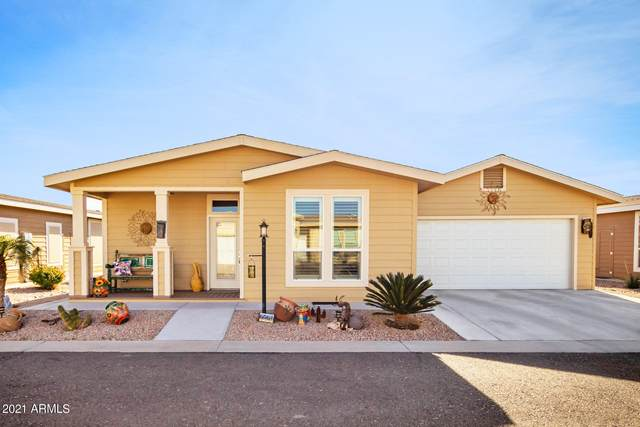 3301 S Goldfield Road #6061, Apache Junction, AZ 85119 (MLS #6178829) :: Nate Martinez Team