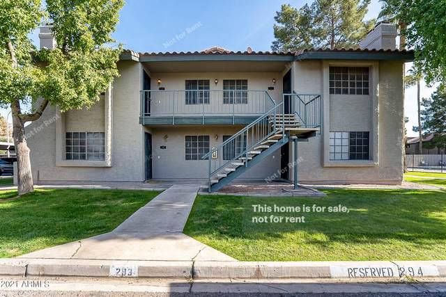 533 W Guadalupe Road #2092, Mesa, AZ 85210 (MLS #6178866) :: Executive Realty Advisors