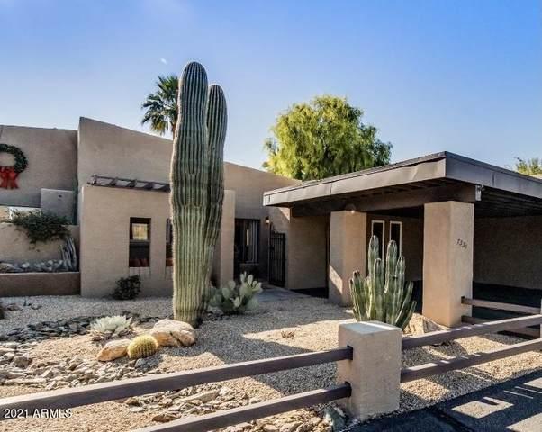 7331 E Sundance Trail, Carefree, AZ 85377 (MLS #6178887) :: Keller Williams Realty Phoenix