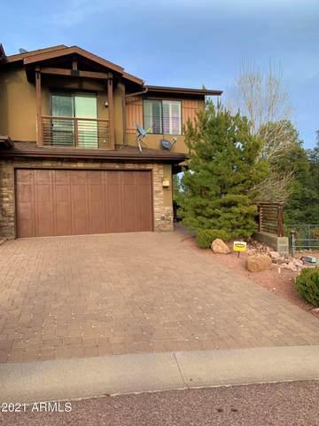 2030 E Thunder Mountain Mountain, Payson, AZ 85541 (MLS #6178897) :: Yost Realty Group at RE/MAX Casa Grande