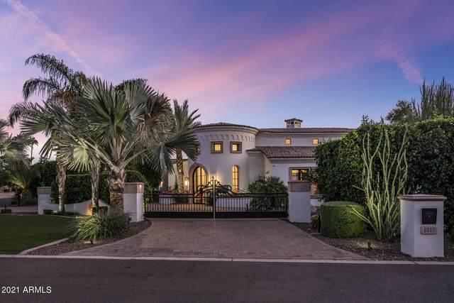 6037 E Donna Circle, Paradise Valley, AZ 85253 (MLS #6178906) :: BVO Luxury Group