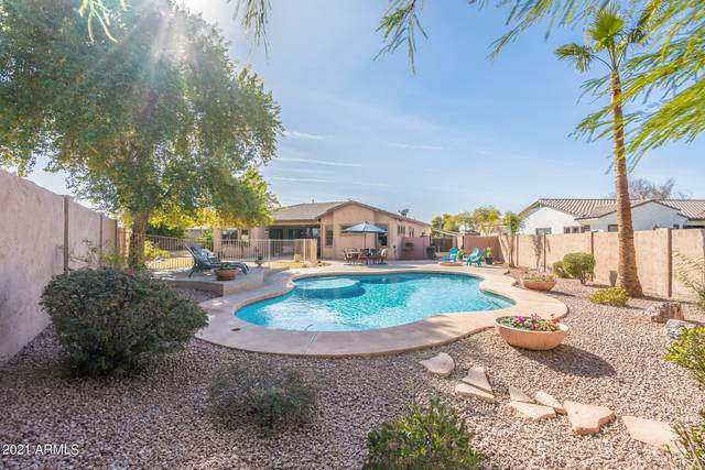 5639 S Four Peaks Place, Chandler, AZ 85249 (MLS #6178927) :: Balboa Realty