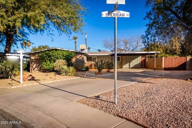 5110 E Sheridan Street, Phoenix, AZ 85008 (MLS #6178934) :: Keller Williams Realty Phoenix