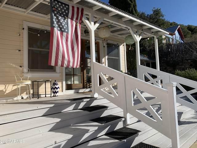 139 Ok Street, Bisbee, AZ 85603 (MLS #6178975) :: Yost Realty Group at RE/MAX Casa Grande