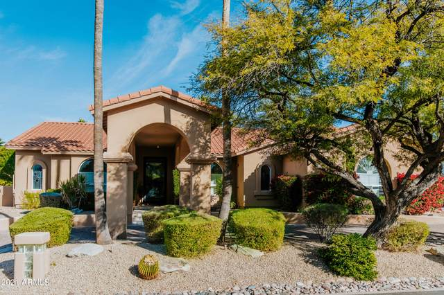 8304 E Sands Drive, Scottsdale, AZ 85255 (MLS #6178987) :: The W Group