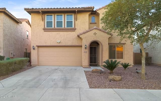 2205 W Marconi Avenue, Phoenix, AZ 85023 (MLS #6179021) :: Yost Realty Group at RE/MAX Casa Grande