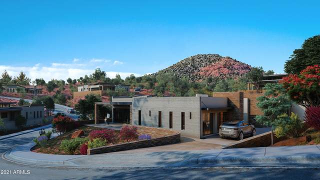 14.7 acre 20 Lot Subdivision Morman Hill Road, Sedona, AZ 86336 (MLS #6179053) :: The Helping Hands Team