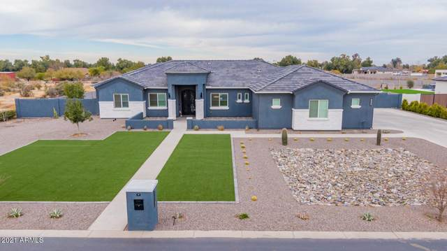 18902 E Vallejo Street, Queen Creek, AZ 85142 (MLS #6179100) :: The Property Partners at eXp Realty