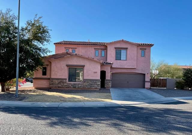 1455 E Cody Circle, Casa Grande, AZ 85122 (MLS #6179102) :: Yost Realty Group at RE/MAX Casa Grande