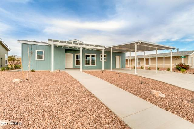 820 E Washington Street, Florence, AZ 85132 (MLS #6179221) :: RE/MAX Desert Showcase