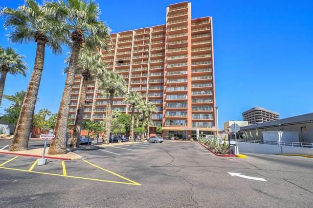4750 N Central Avenue 5R, Phoenix, AZ 85012 (MLS #6179222) :: Maison DeBlanc Real Estate