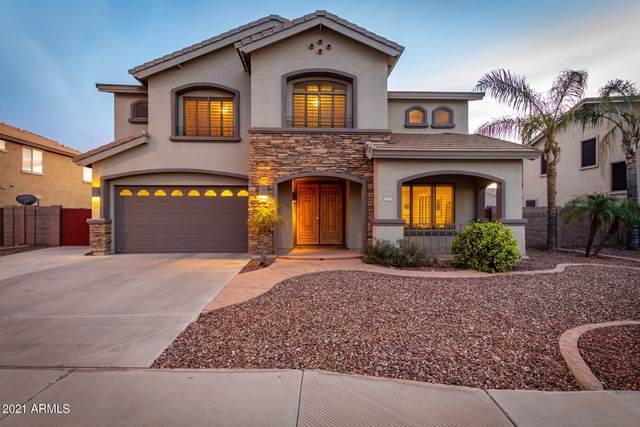 1793 E San Carlos Place, Chandler, AZ 85249 (MLS #6179233) :: Homehelper Consultants