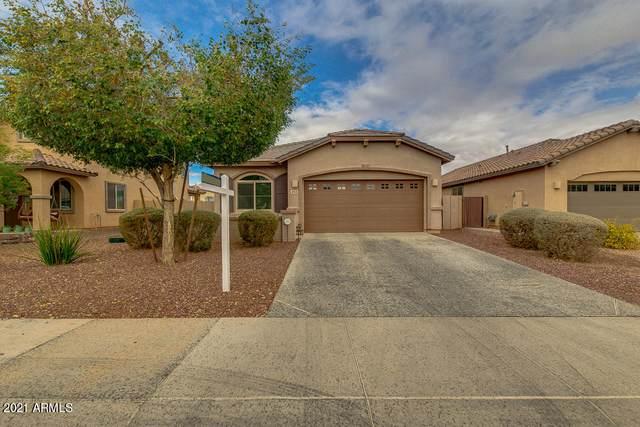 854 E Tekoa Avenue, Gilbert, AZ 85298 (MLS #6179243) :: The Kurek Group