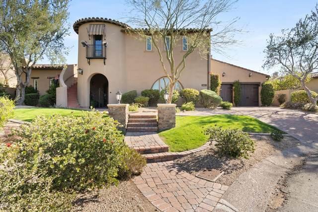 8330 E Wing Shadow Road, Scottsdale, AZ 85255 (MLS #6179253) :: The W Group