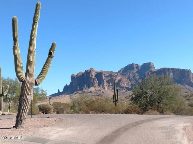00000 E Mining Camp             Lot #5 Street, Unincorporated County, AZ 85119 (MLS #6179275) :: Klaus Team Real Estate Solutions
