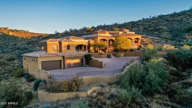 14360 E Desert Cove Avenue, Scottsdale, AZ 85259 (MLS #6179355) :: Arizona Home Group