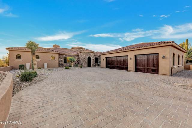 3232 N Ladera Circle, Mesa, AZ 85207 (MLS #6179415) :: ASAP Realty