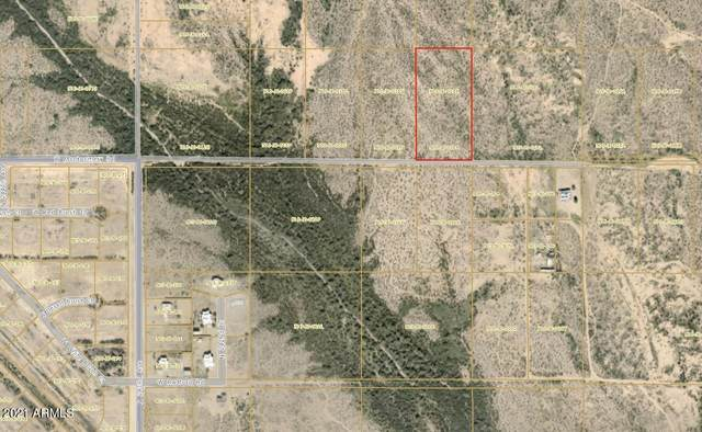 0 W Montgomery Road, Unincorporated County, AZ 85361 (MLS #6179450) :: The Property Partners at eXp Realty
