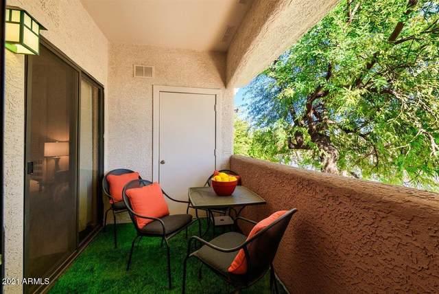10030 W Indian School Road #221, Phoenix, AZ 85037 (MLS #6179463) :: Maison DeBlanc Real Estate