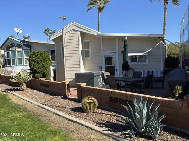 2378 S Pomo Avenue, Apache Junction, AZ 85119 (MLS #6179469) :: Lucido Agency
