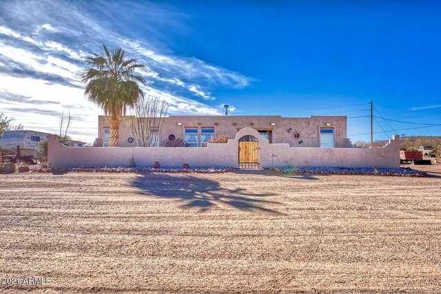 875 W Main Chance Road, Tombstone, AZ 85638 (MLS #6179496) :: Yost Realty Group at RE/MAX Casa Grande