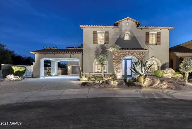 3707 E Crest Lane, Phoenix, AZ 85050 (MLS #6179498) :: The Newman Team