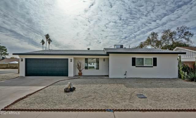 8549 E Fairmount Avenue, Scottsdale, AZ 85251 (MLS #6179510) :: The Laughton Team