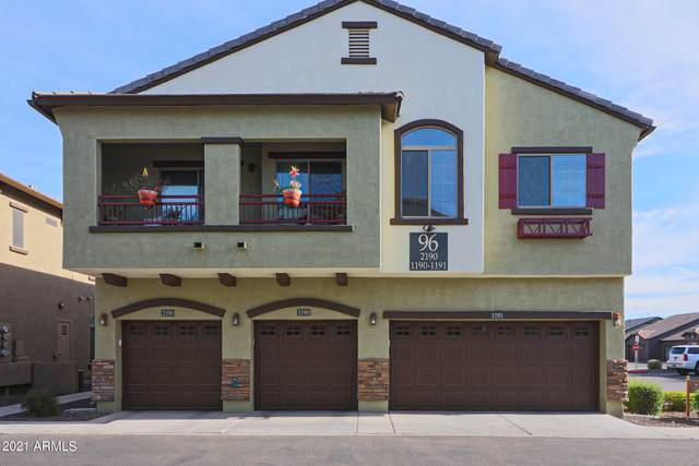 2725 E Mine Creek Road #1190, Phoenix, AZ 85024 (MLS #6179520) :: Conway Real Estate
