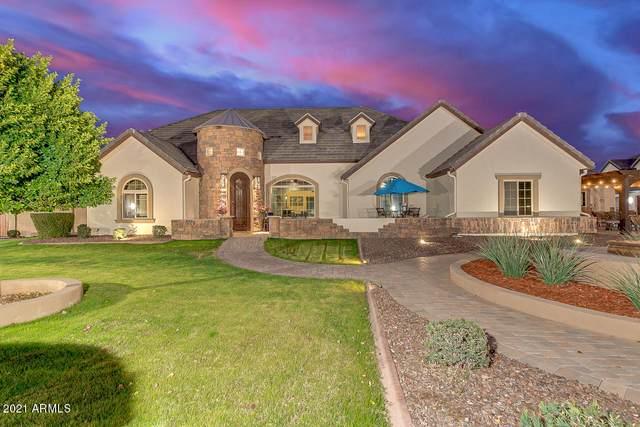 13025 E San Carlos Place, Chandler, AZ 85249 (MLS #6179528) :: Keller Williams Realty Phoenix